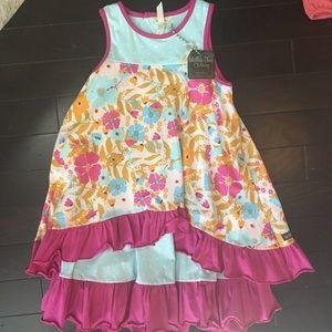 NWT Matilda Jane Fun in the sun dress. Size 8